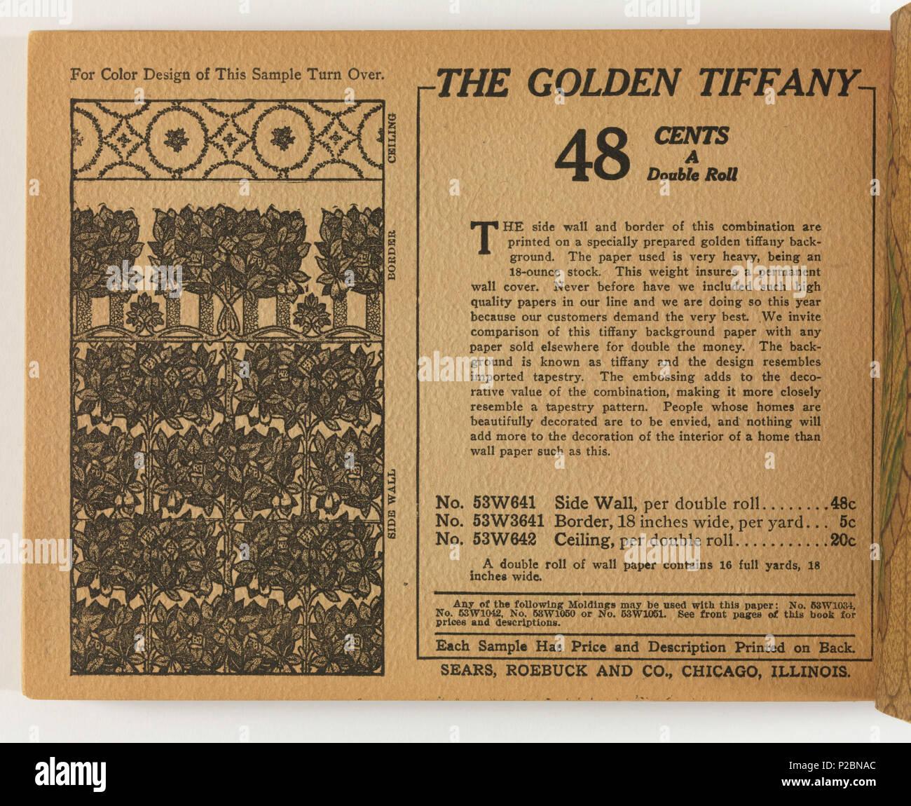 english sample book wallpaper samples 1914 english soft covers