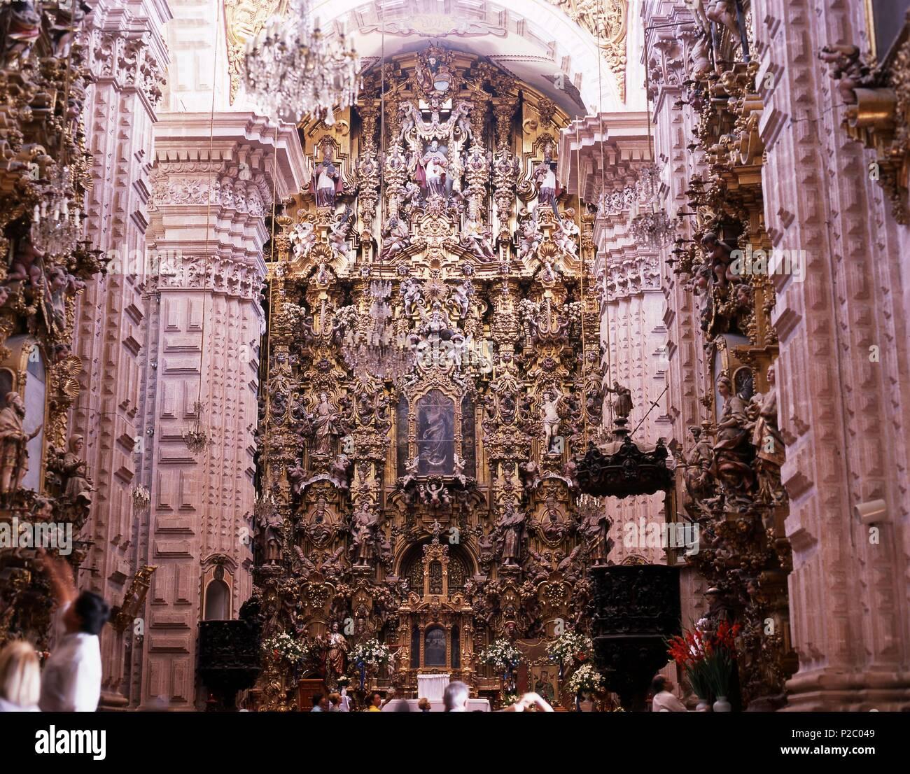 Resultado de imagen de TEMPLO DE SANTA PRISCA TAXCO. MEXICO.SIGLO XVIII