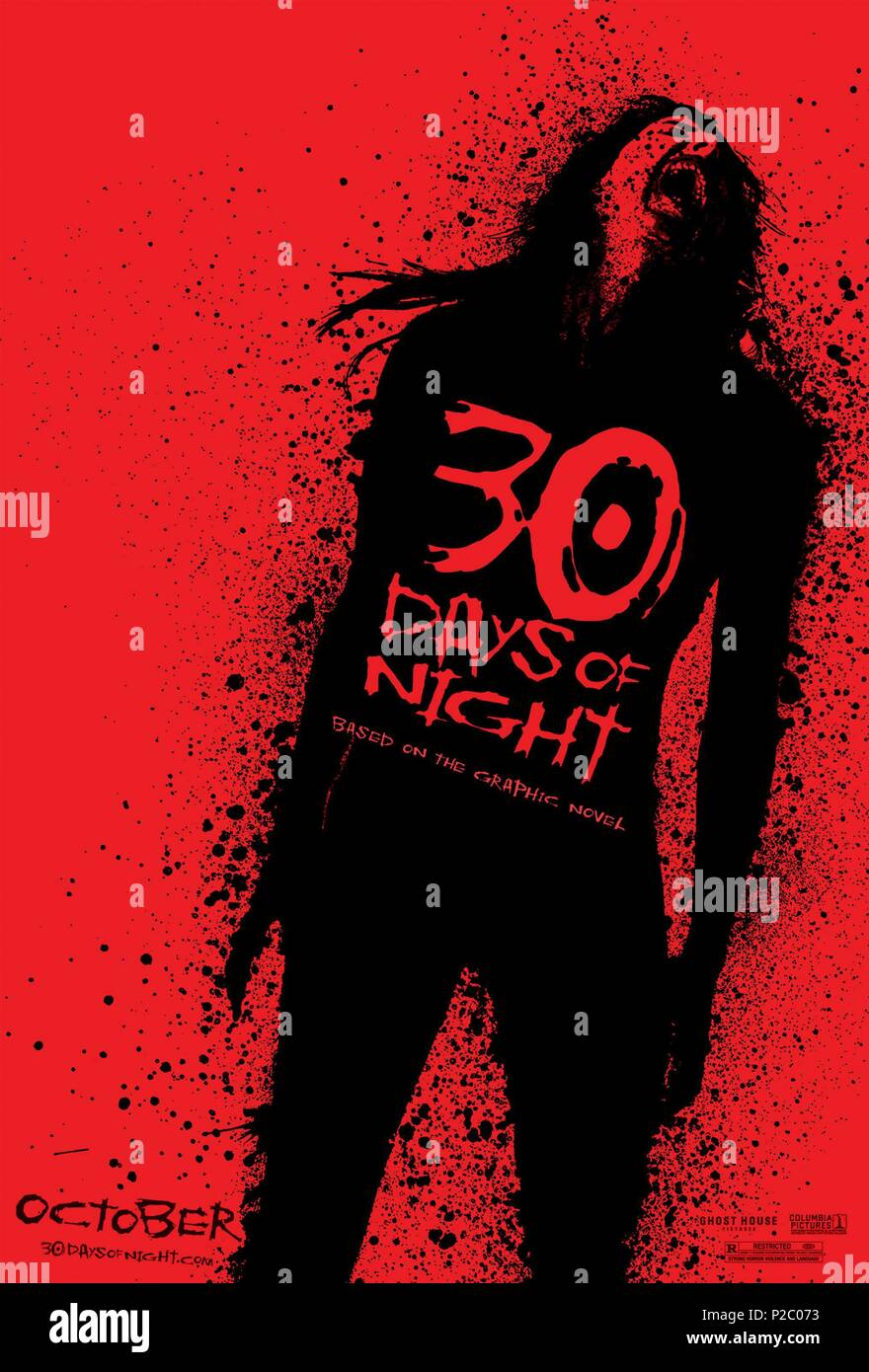30 Days Of Night High Resolution Stock Photography And Images Alamy
