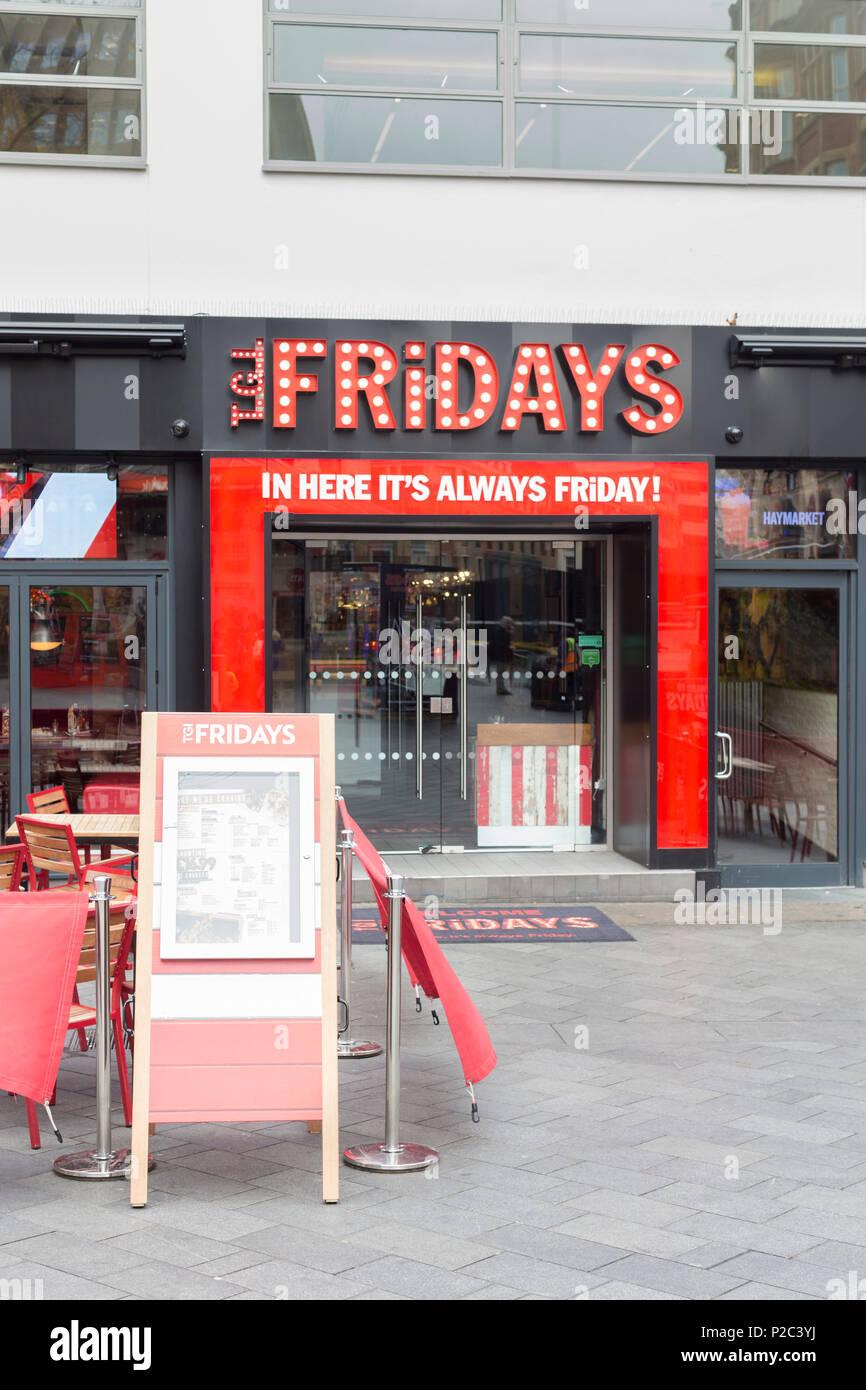 Tgi Fridays Stock Photos Amp Tgi Fridays Stock Images Alamy