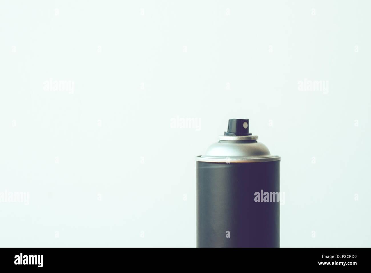 Color Spray Can For Graffiti Artwork With Copy Space Photo By Stevanovicigor
