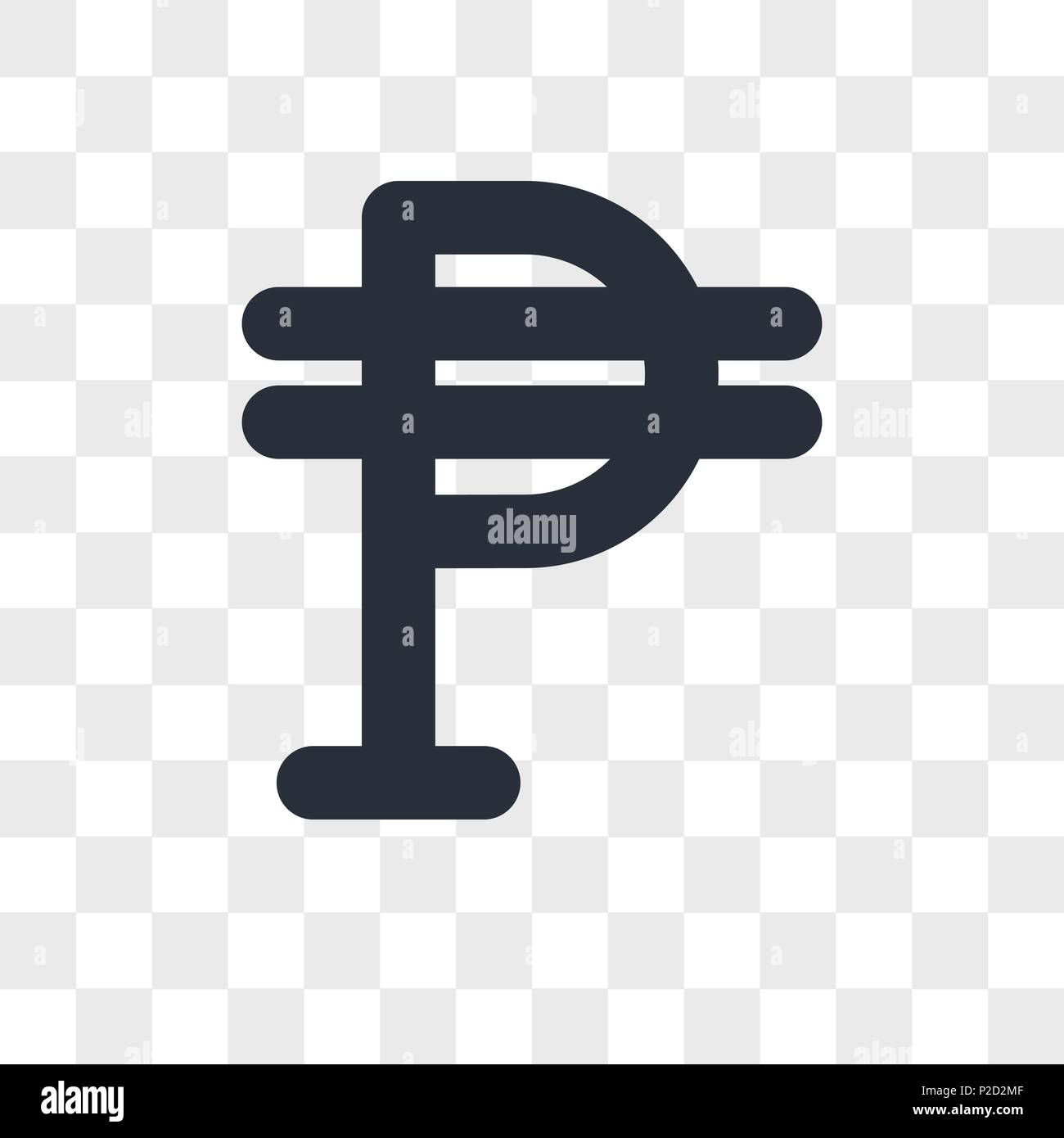 Argentine Peso Stock Vector Images Alamy