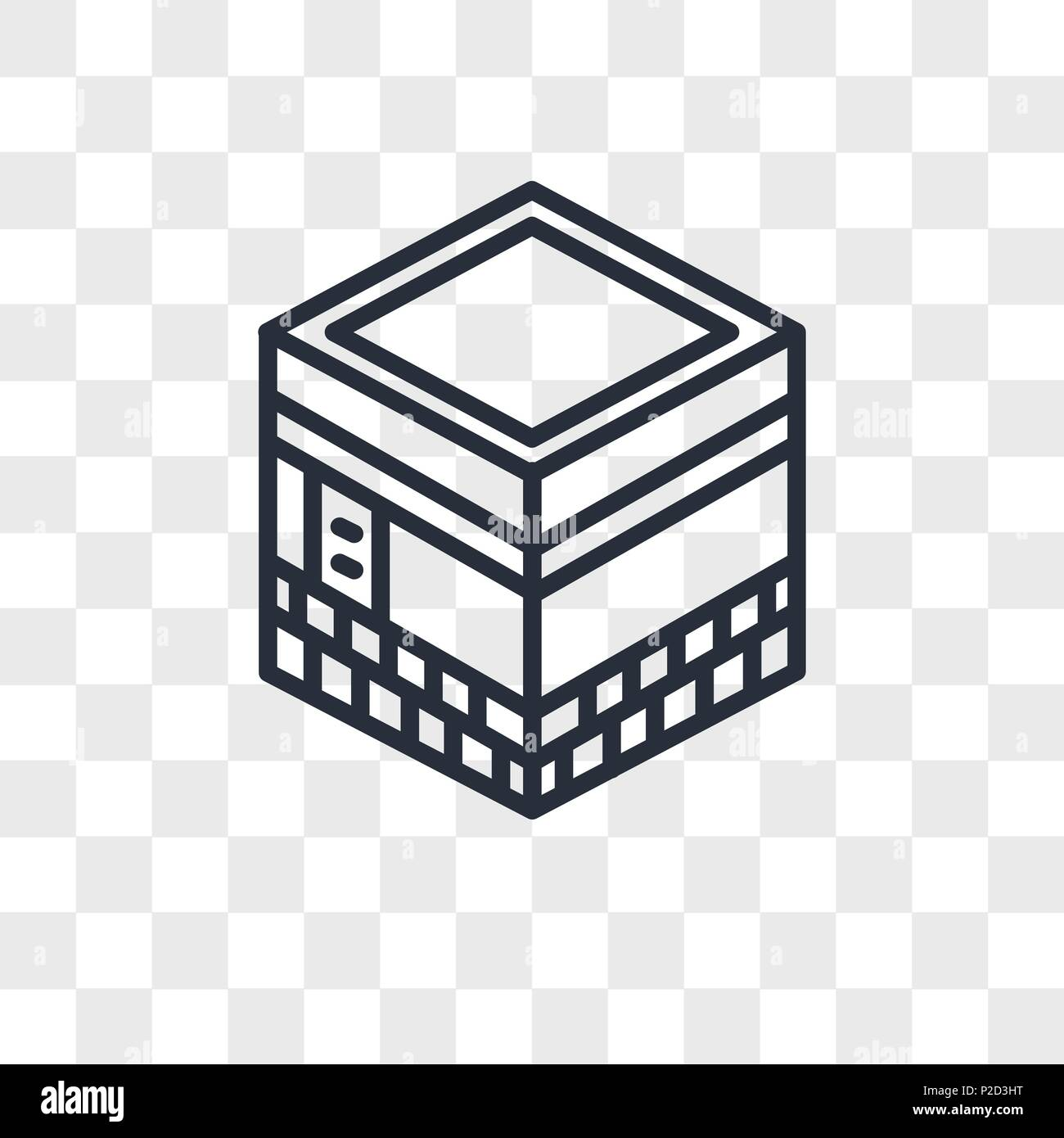 kaaba mecca vector icon isolated on transparent background kaaba mecca logo concept stock vector image art alamy https www alamy com kaaba mecca vector icon isolated on transparent background kaaba mecca logo concept image208041956 html