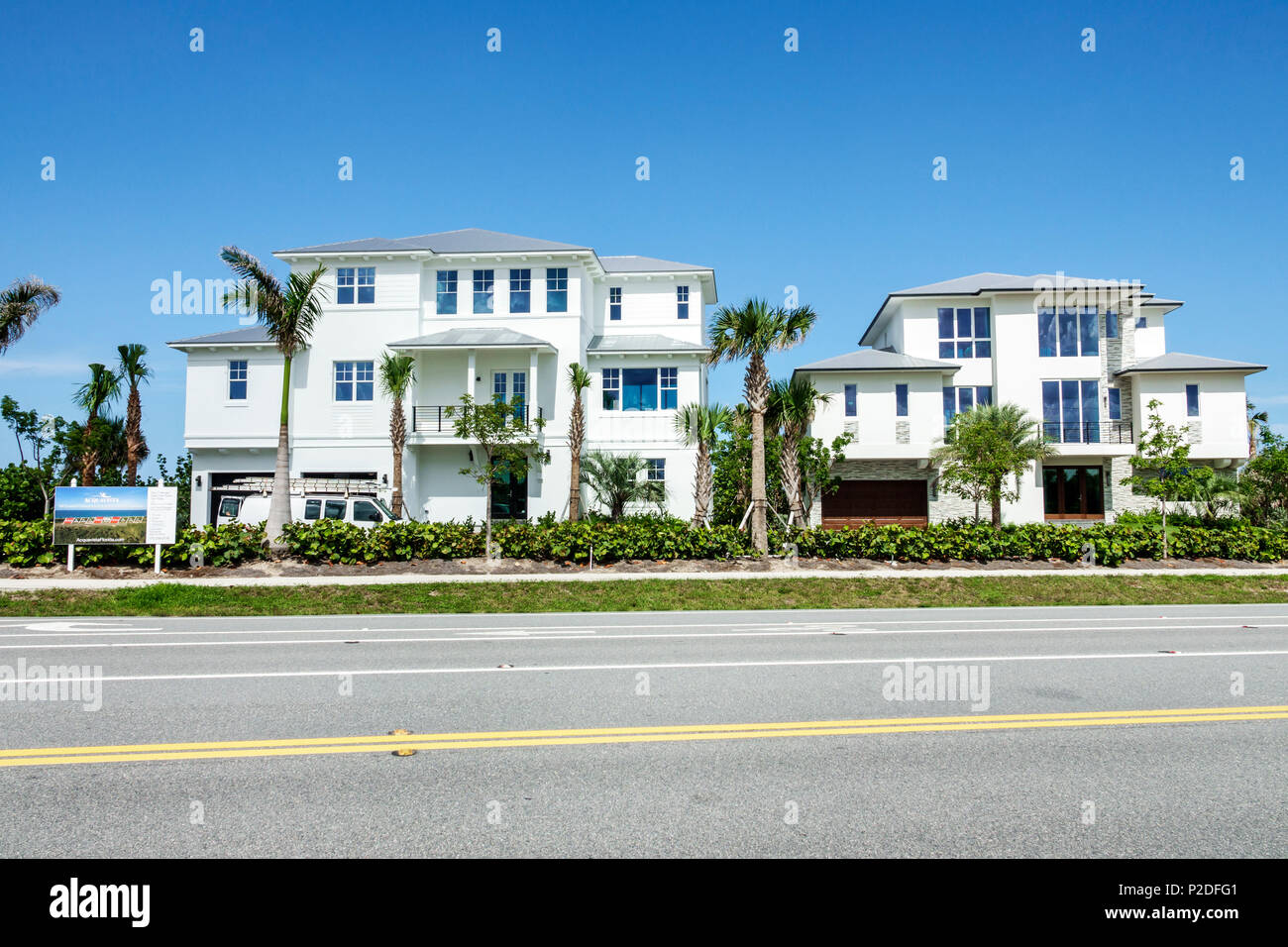 Florida Fort Ft Pierce North Hutchinson Island Beachfront