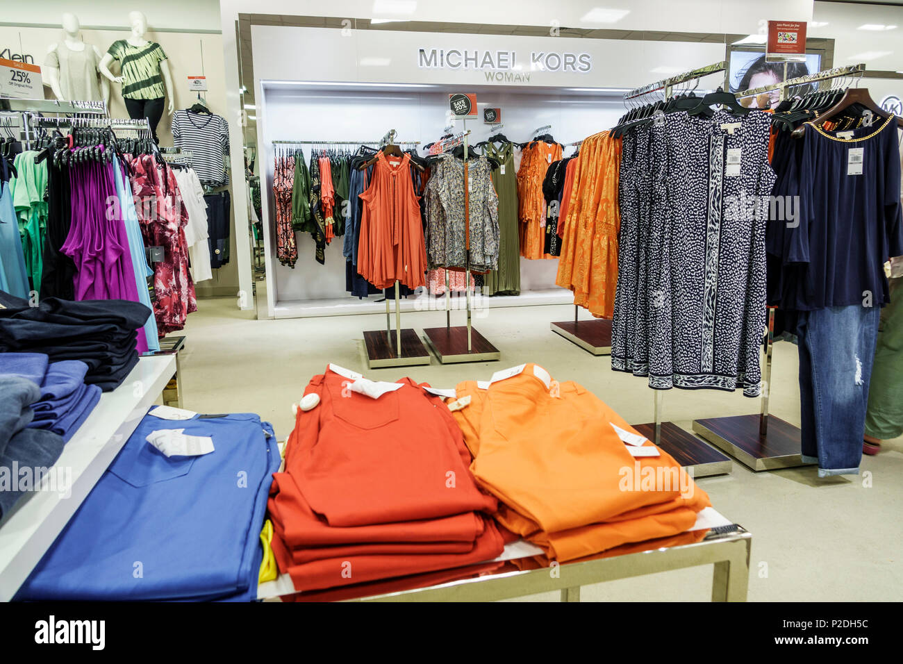 Florida Jensen Beach Macy\'s Department Store inside shopping ...