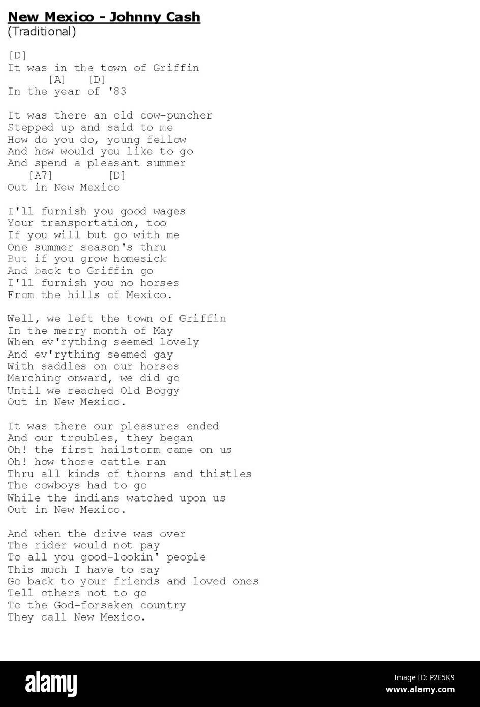 Song Tune Lyrics Stock Photos & Song Tune Lyrics Stock Images - Alamy