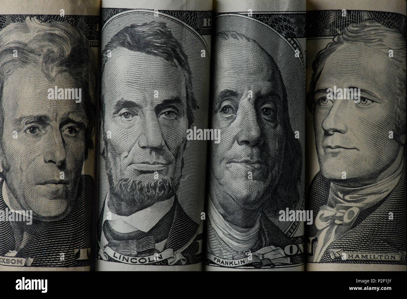 American Presidents Stock Photos Amp American Presidents