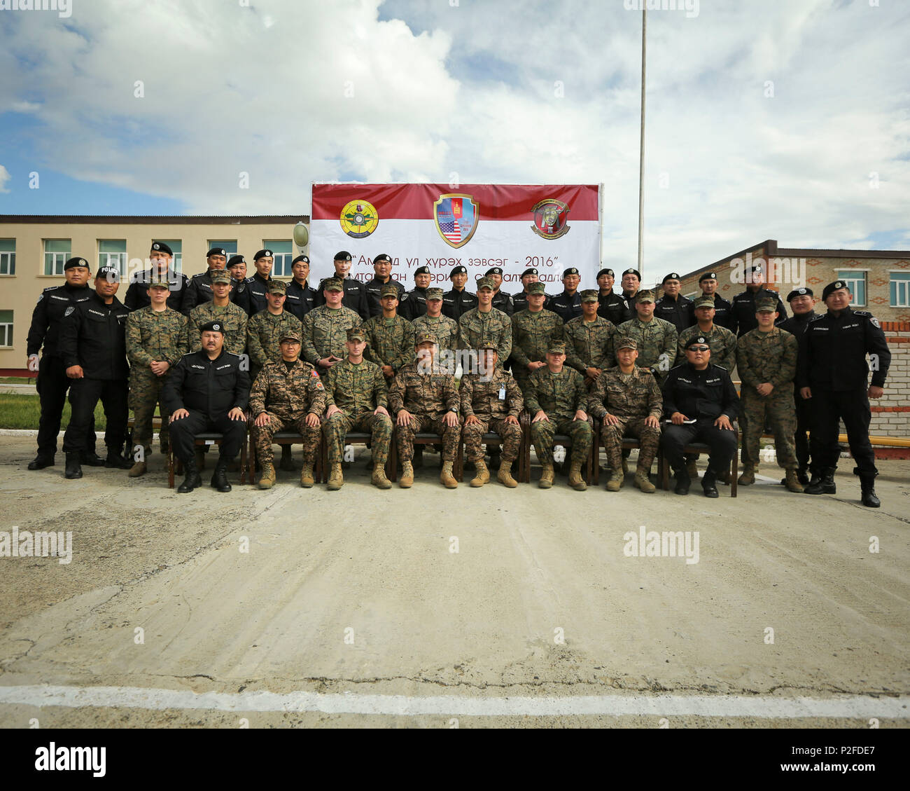 Asian pacific american marines