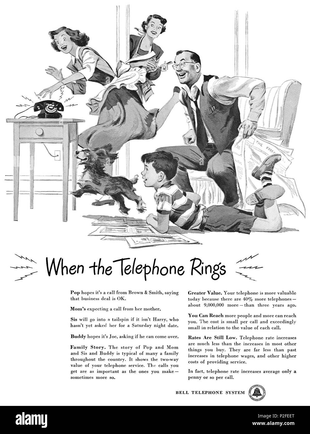 Bell Telephone System Stock Photos & Bell Telephone System Stock ...