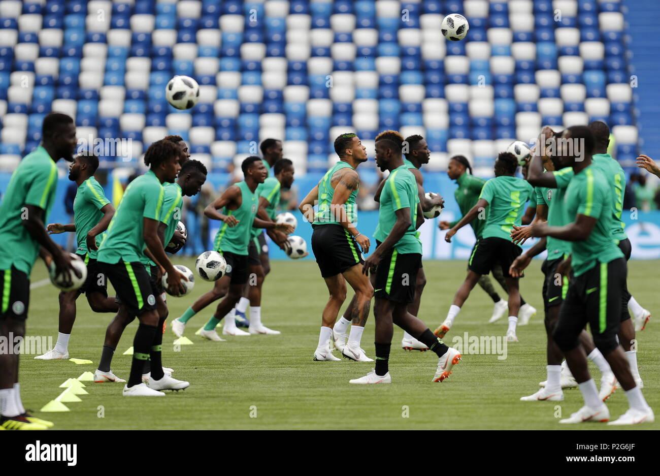 c2c348000ca Nigerian National Soccer Team Stock Photos   Nigerian National ...