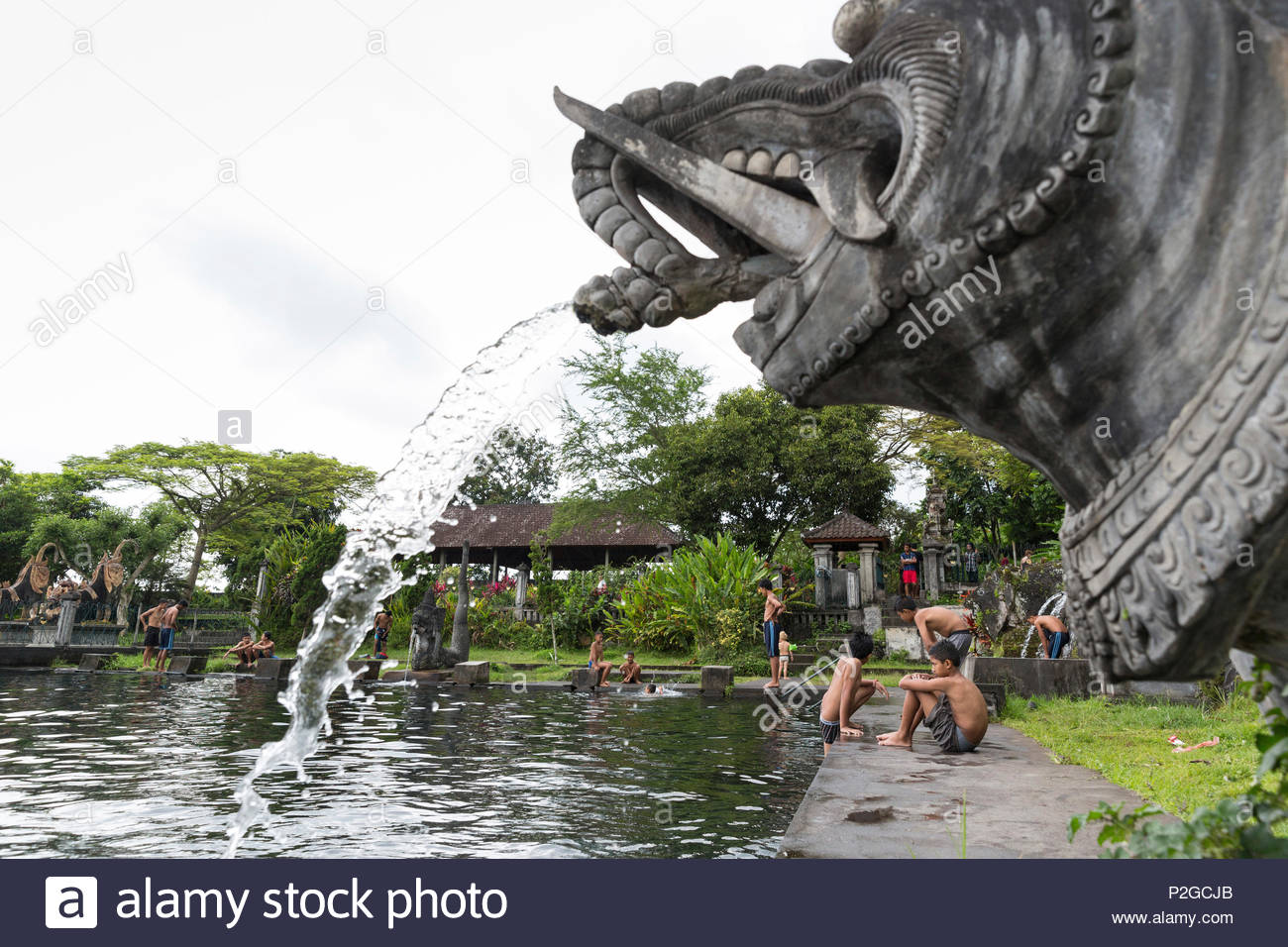Tirta Gangga Royal Water Garden: Tirtagangga Stock Photos & Tirtagangga Stock Images