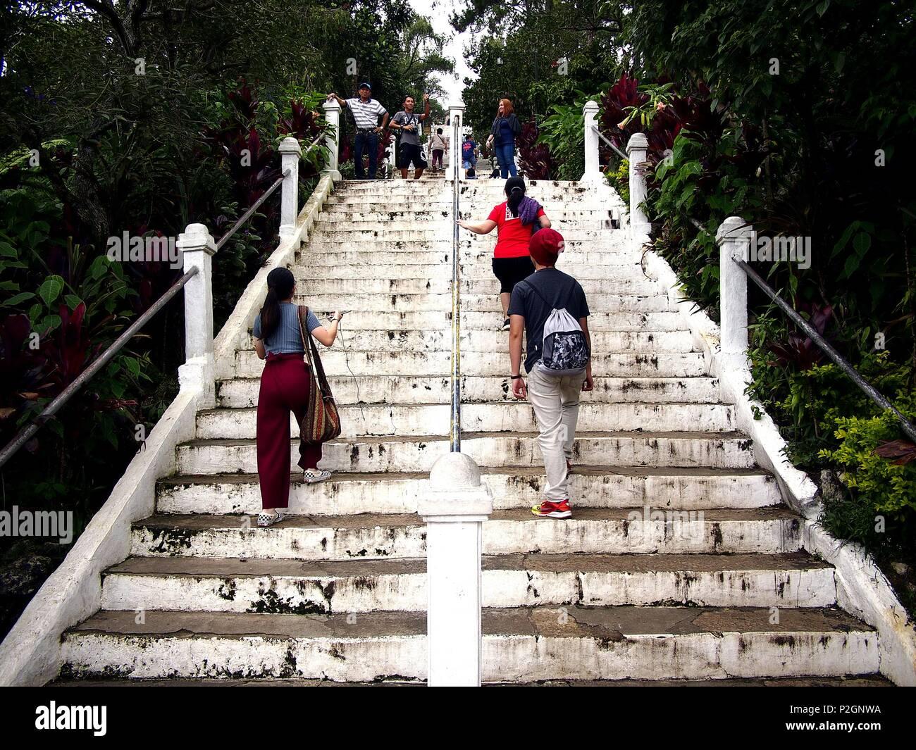 Attraction Baguio City Tourist Spot