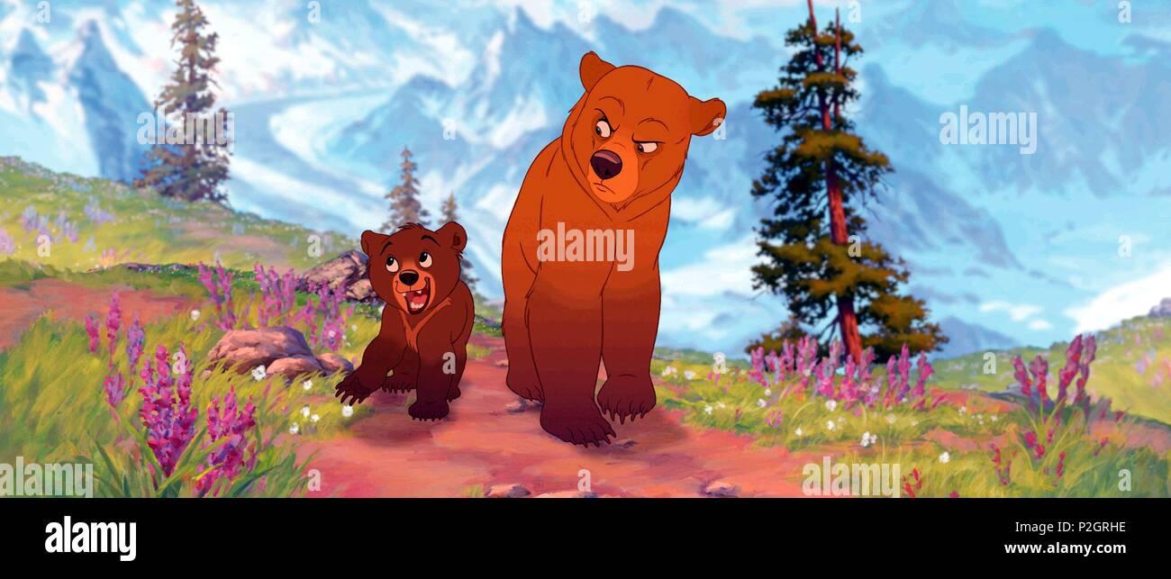 Original Film Title Brother Bear English Title Brother Bear Film Director Aaron Blaise Bob Walker Year 2003 Credit Walt Disney Pictures Album Stock Photo Alamy
