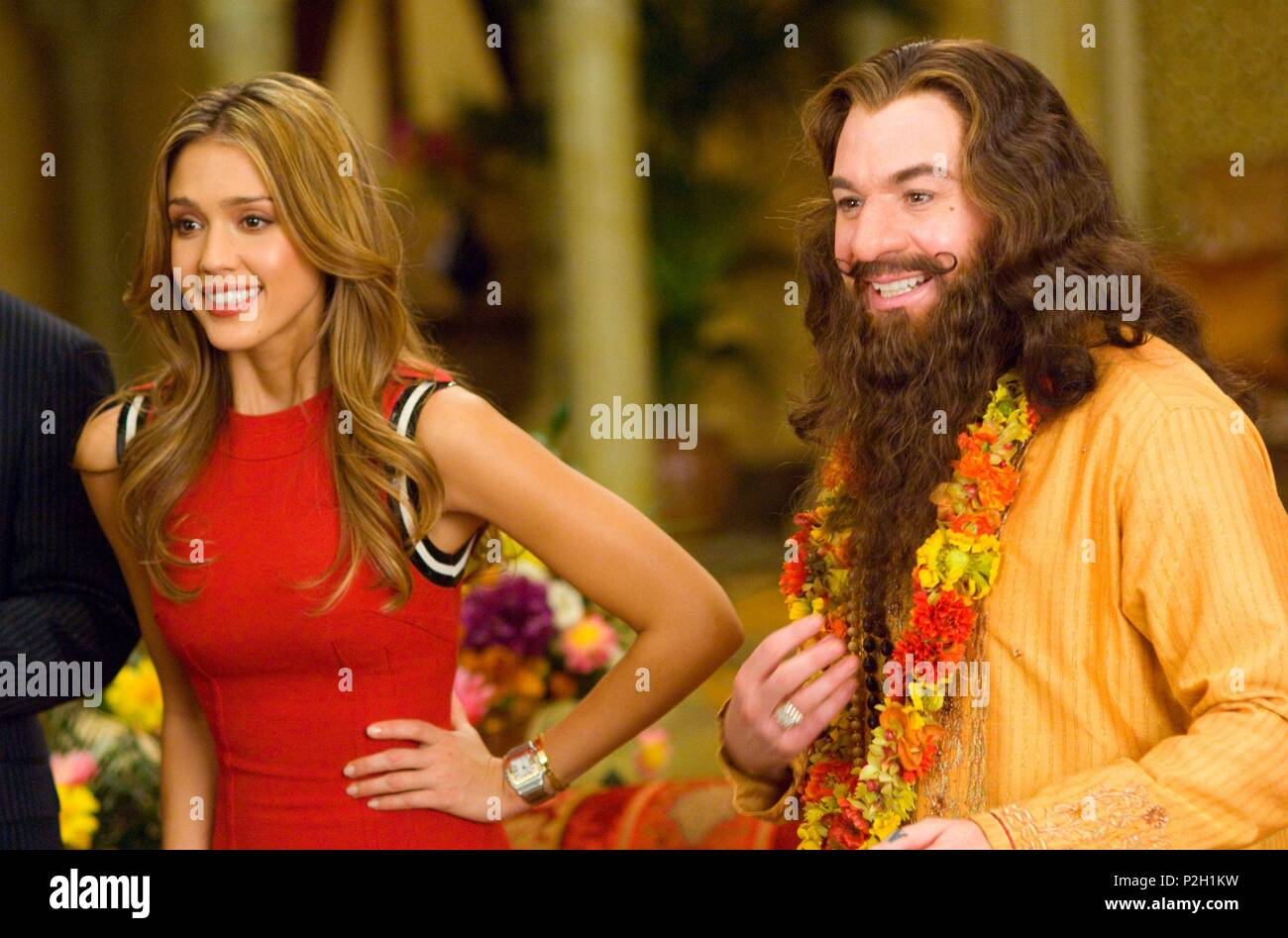 Original Film Title THE LOVE GURU English Director MARCO SCHNABEL Year 2008 Stars MIKE MYERS JESSICA ALBA