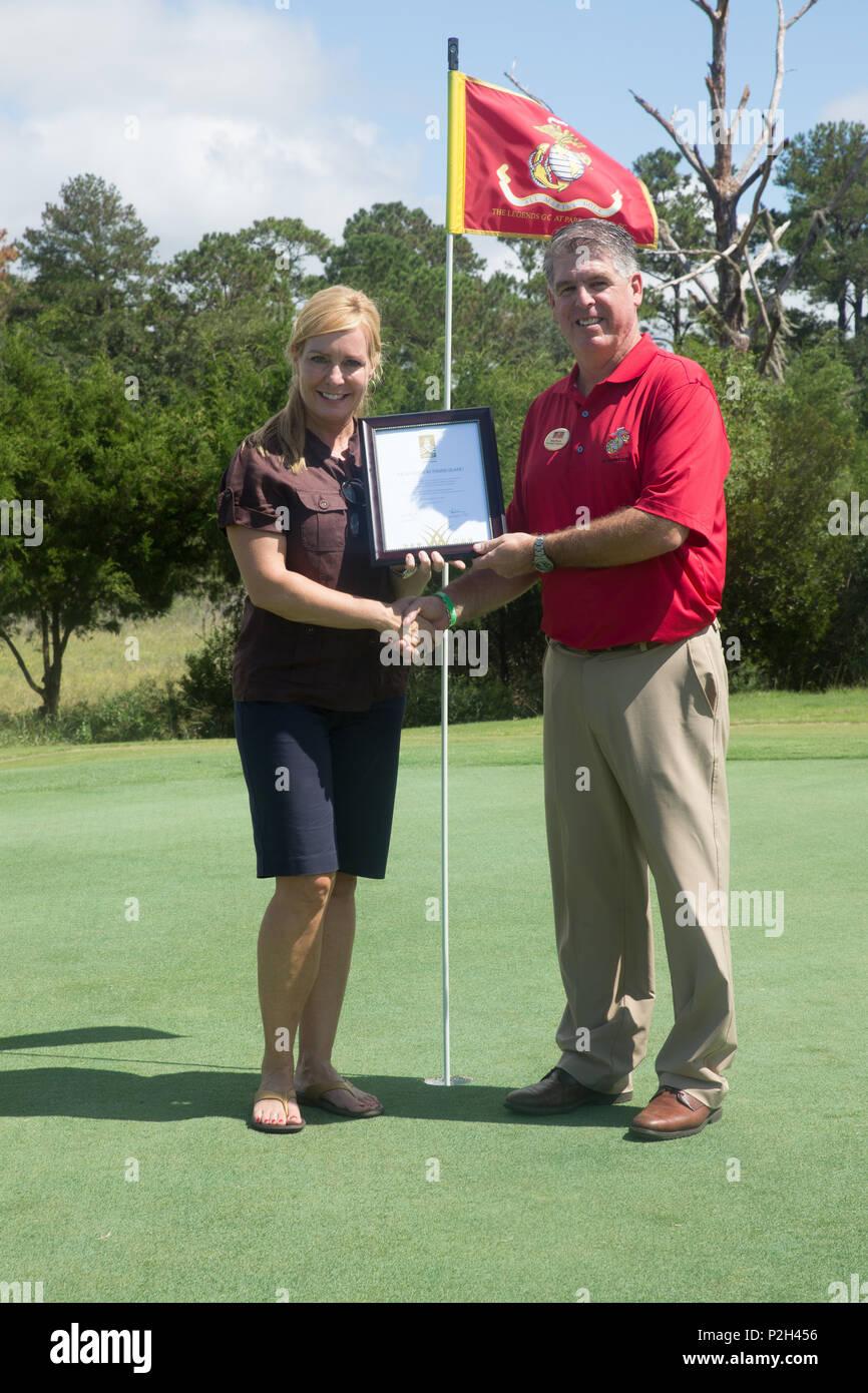 Teresa B Wade Golf Environment Organization Verifier Presents A