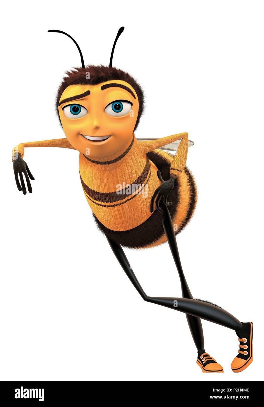 Original Film Title: BEE MOVIE.  English Title: BEE MOVIE.  Film Director: STEVE HICKNER; SIMON J. SMITH.  Year: 2007. Credit: DREAMWORKS / Album - Stock Image