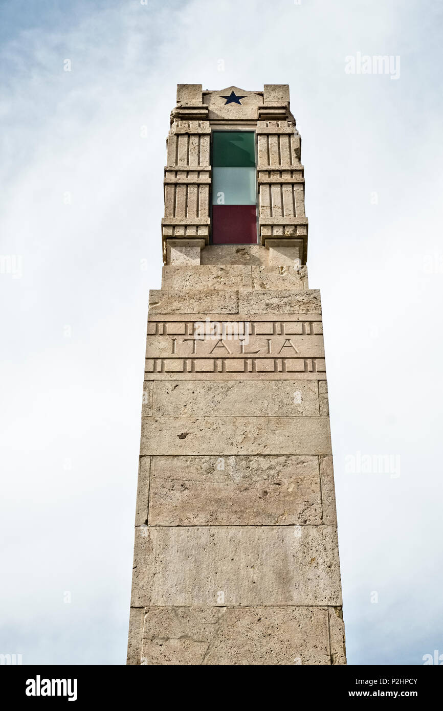 Italian Fascist Symbol High Resolution Stock Photography And Images Alamy