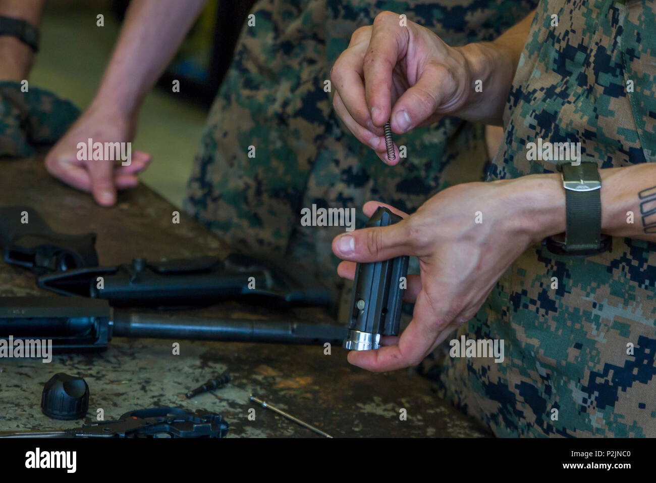 Integrated Training Exercise Stock Photos & Integrated