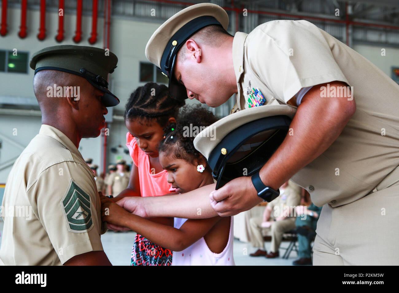Marine Corps Base Hawaii Gunnery Stock Photos & Marine Corps Base