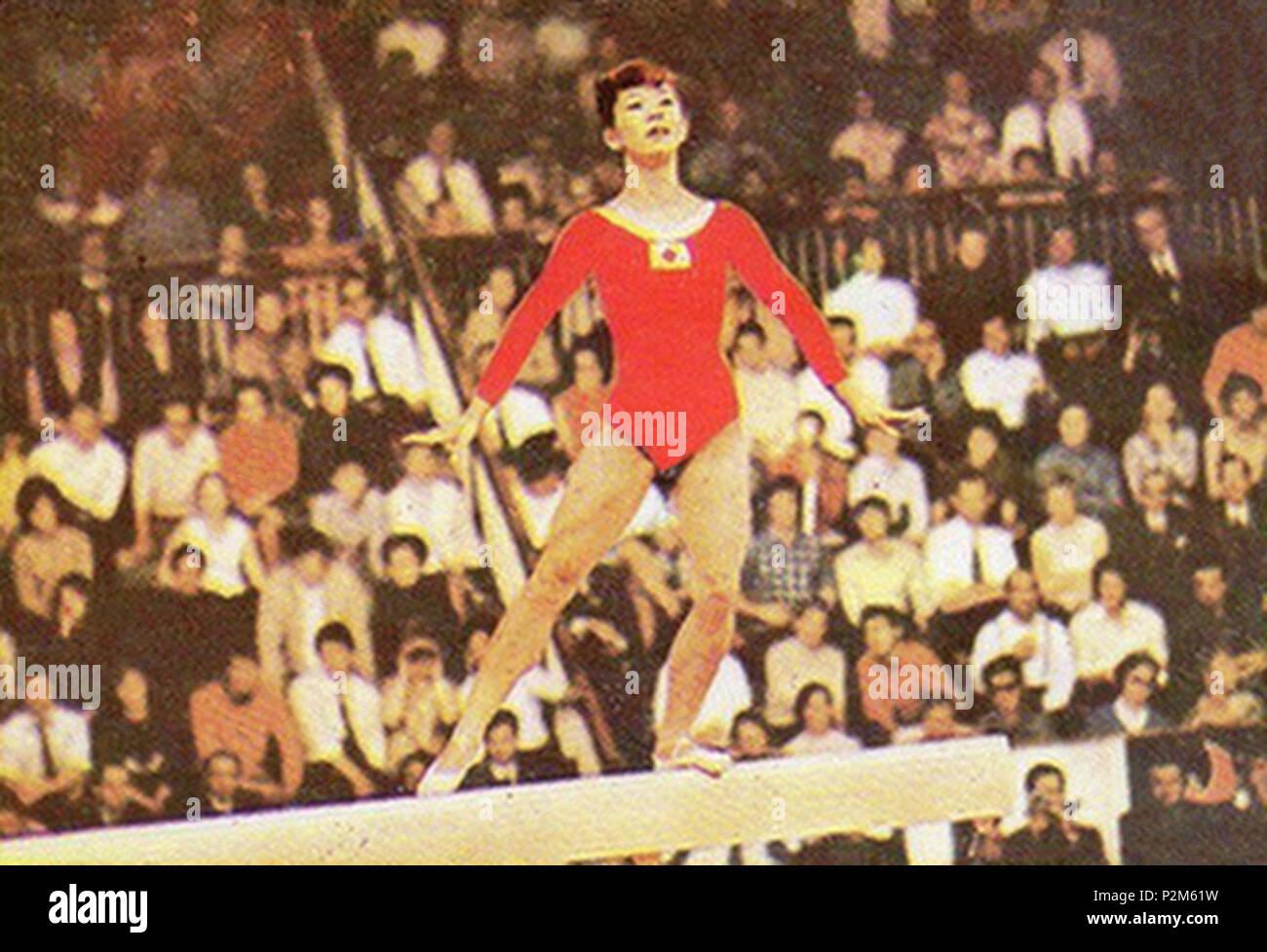 TURISCHTSCHEVA Recuperata URSS MUNCHEN//MONACO /'72-PANINI-Figurina n.232