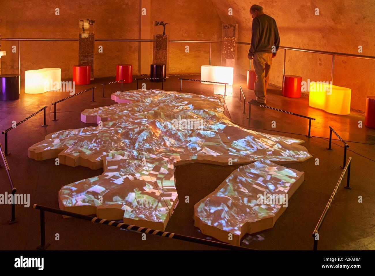 Sancerre France Map.France Cher Sancerre House Of Sancerre Relief Map To Discover