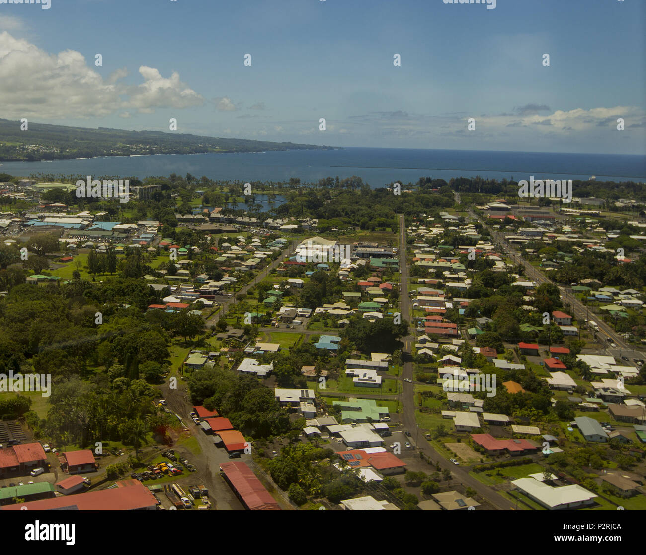 Pahoa, Hawaii, USA. 6th June, 2018. All things in Hilo continue on as usual while the lower east rift zone eruption continues on Wednesday, June 6, 2018, in Pahoa, Hawaii. Photo by L.E. Baskow/LeftEyeImages Credit: L.E. Baskow/ZUMA Wire/Alamy Live News Stock Photo