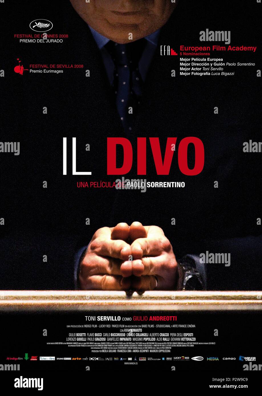 Il divo stock photos il divo stock images alamy for Divo film