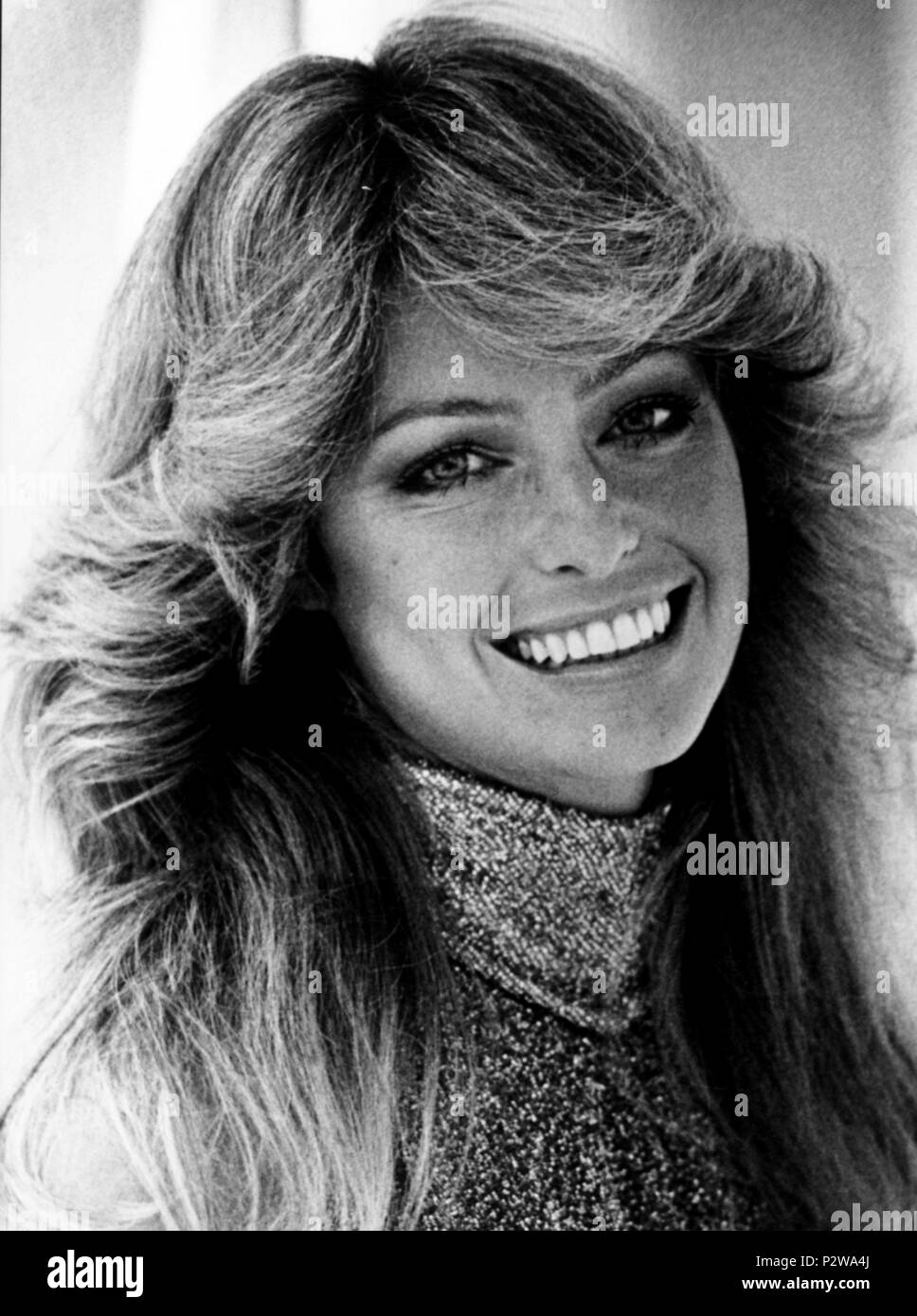 Stars: FARRAH FAWCETT Stock Photo: 208310498 - Alamy