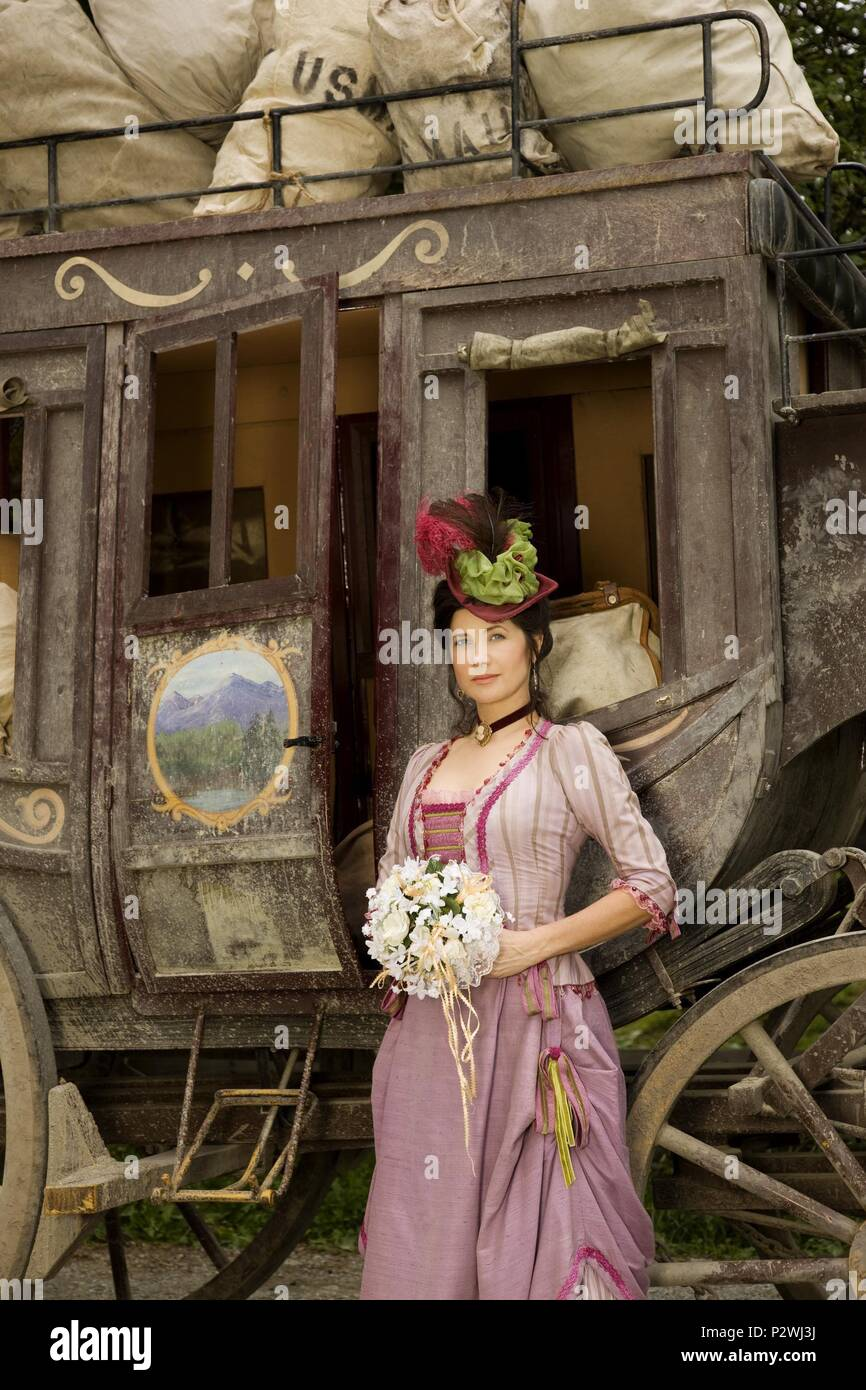 Original Film Title: MAIL ORDER BRIDE-TV.  English Title: MAIL ORDER BRIDE-TV.  Film Director: ANNE WHEELER.  Year: 2008.  Stars: DAPHNE ZUNIGA. Stock Photo