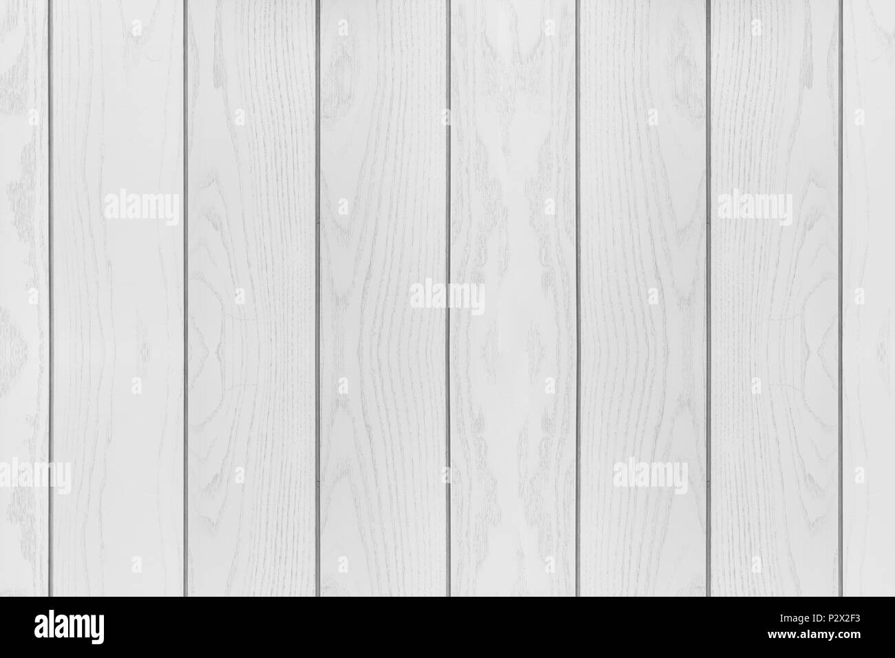 Detail white wood board texture, image is horizontal abstract pattern background. - Stock Image