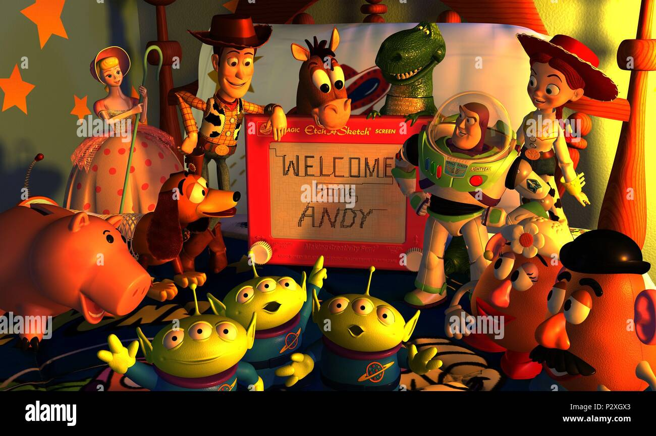Toy Story 2 Stock Photos Toy Story 2 Stock Images Alamy