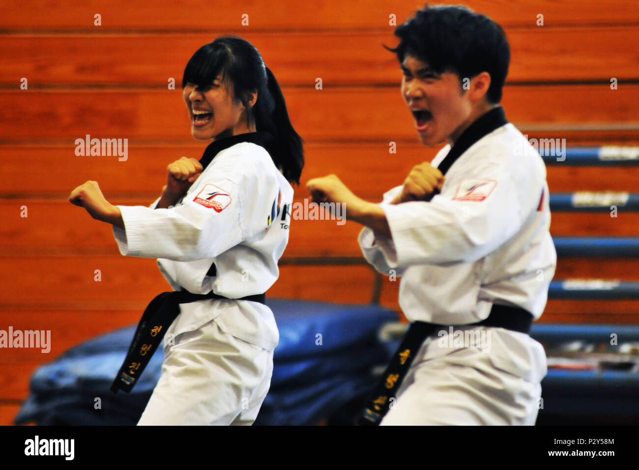 Touring Of Martial Arts Dojo