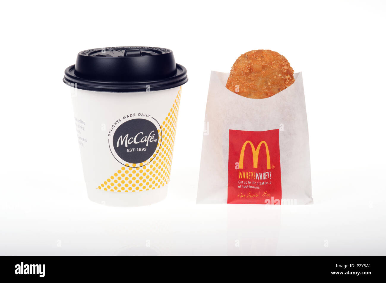 Mcdonalds Fast Food In Stock Photos & Mcdonalds Fast Food In Stock ...
