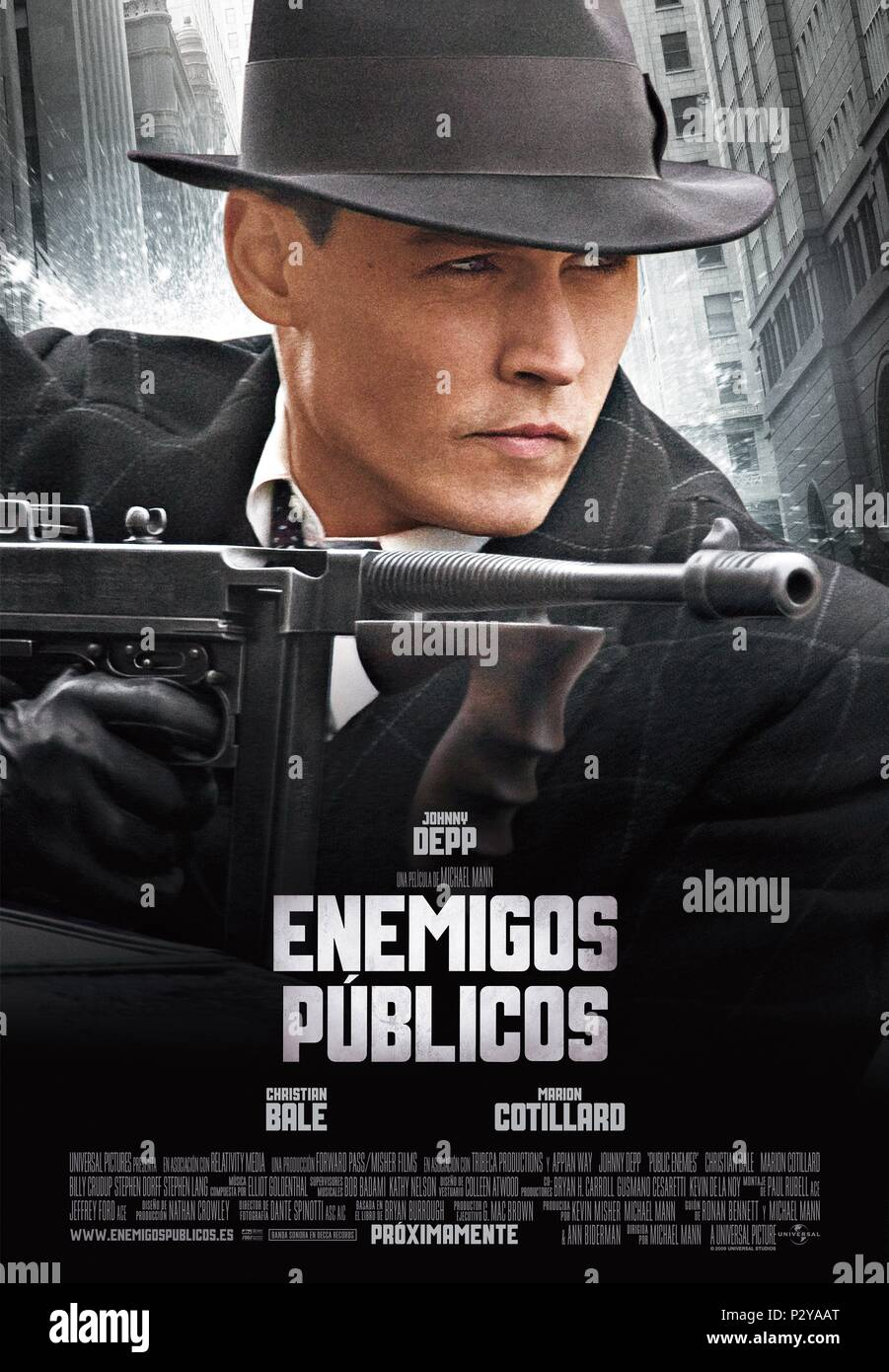 80bb0f154bd Original Film Title: PUBLIC ENEMIES. English Title: PUBLIC ENEMIES. Film  Director: