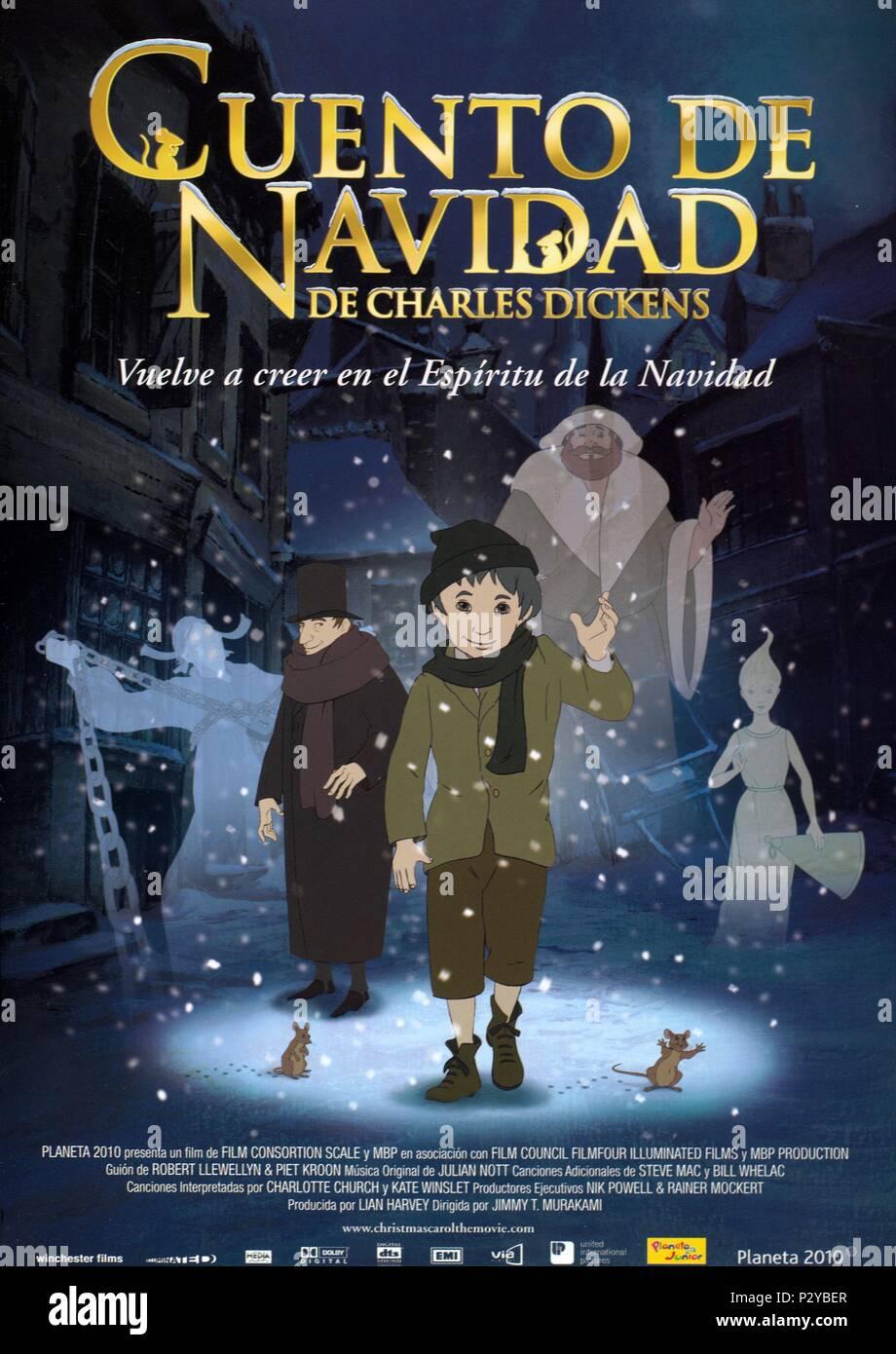 Original Christmas Carol Movie.Original Film Title Christmas Carol The Movie English