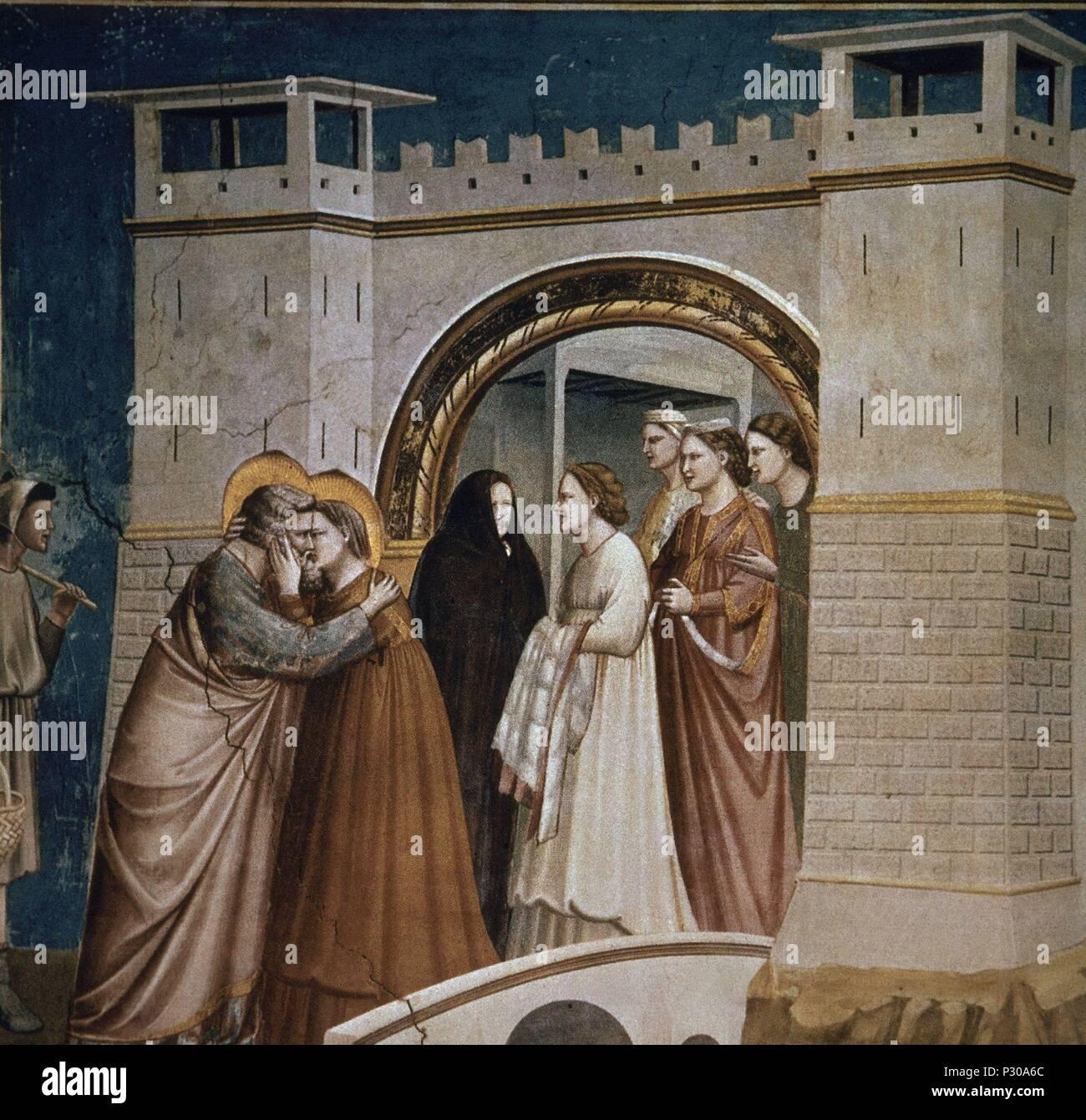 Fresco By Giotto Stock Photos & Fresco By Giotto Stock ...  Fresco By Giott...