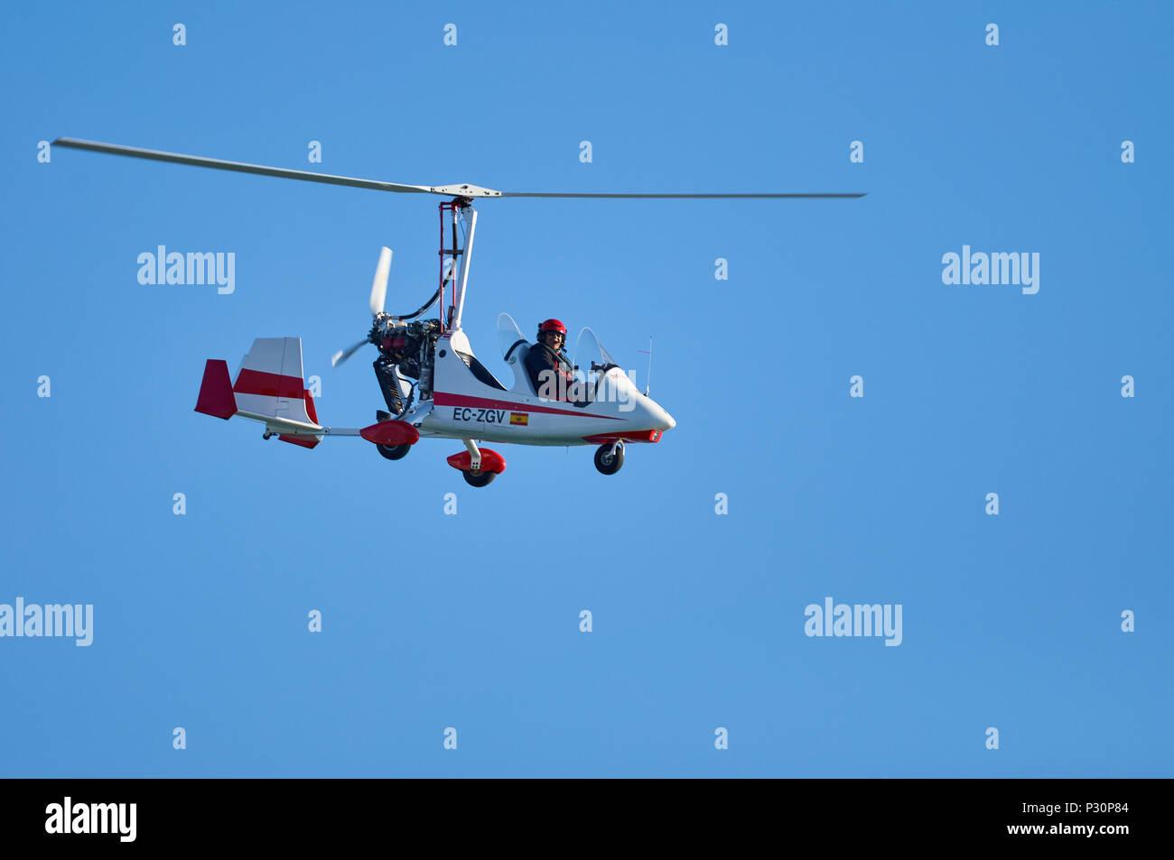 Autogyro Stock Photos & Autogyro Stock Images - Alamy