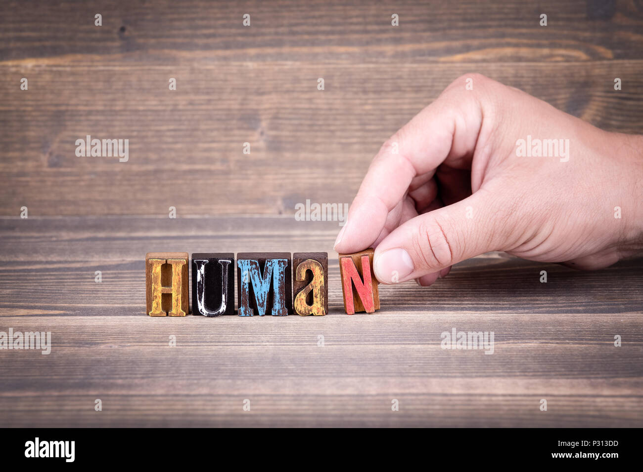 human, communication and business concept - Stock Image