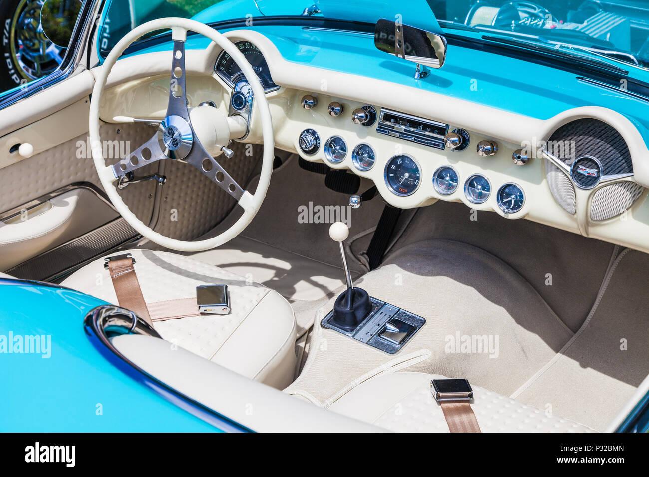 Kekurangan Chevrolet Corvette 1957 Tangguh