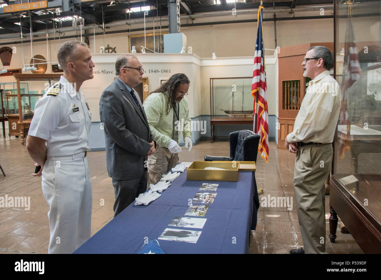 The National Museum Of The United States Navy Accepted
