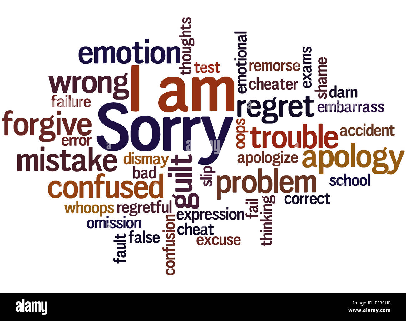 I Am So Sorry Stock Photos I Am So Sorry Stock Images Alamy