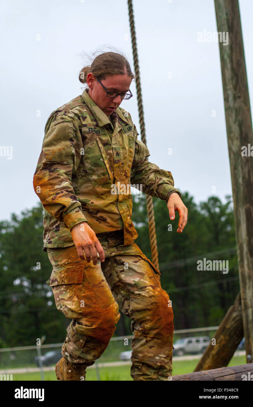 U S Army Reserve Sgt Camille Edward A Combat Medic From Dublin