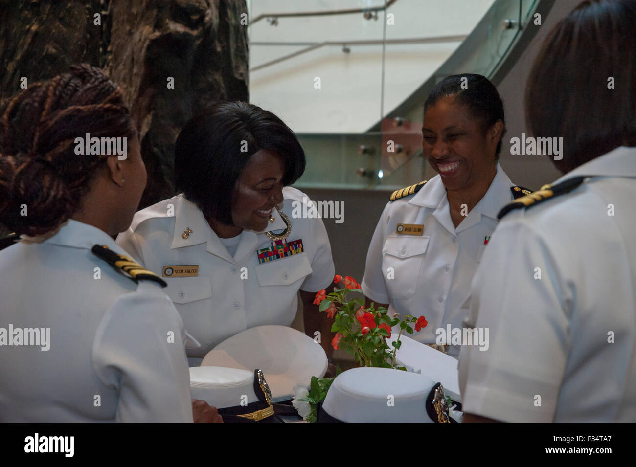 MEMPHIS, Tenn  (June 12, 2018) Lt  Cmdr  Sheree Williams, director