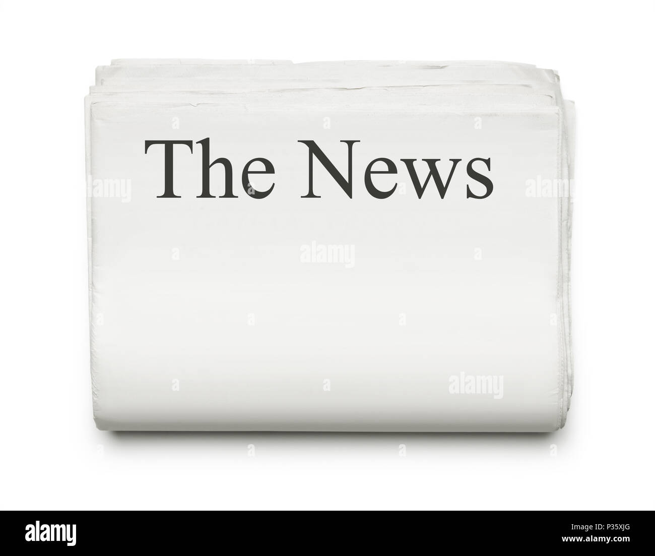 newspaper front page blank stock photos & newspaper front page blank