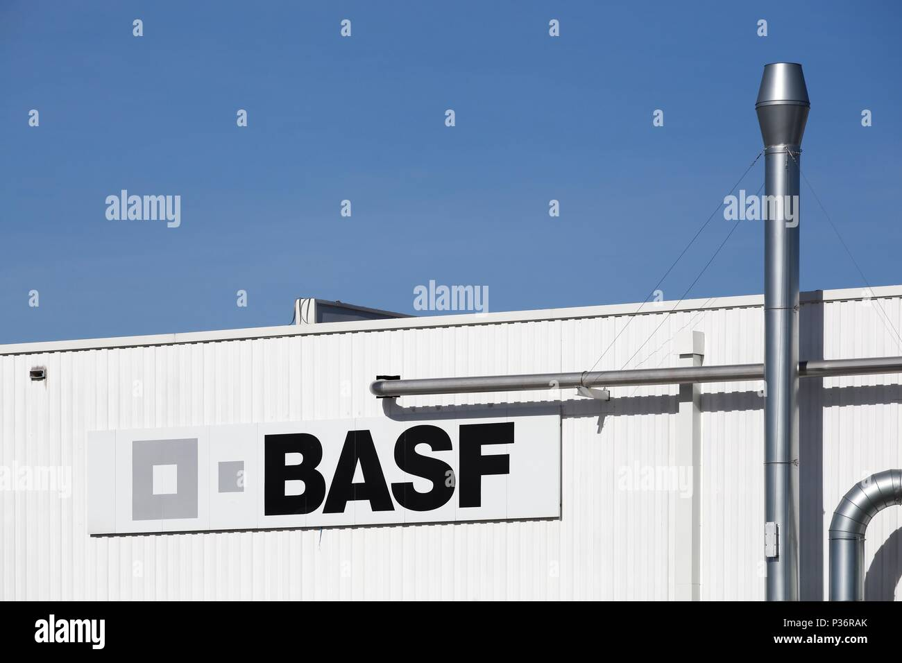 Basf Building Stock Photos & Basf Building Stock Images - Alamy