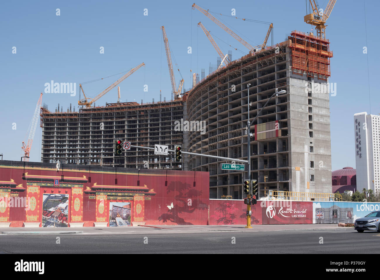 new casino being built in las vegas