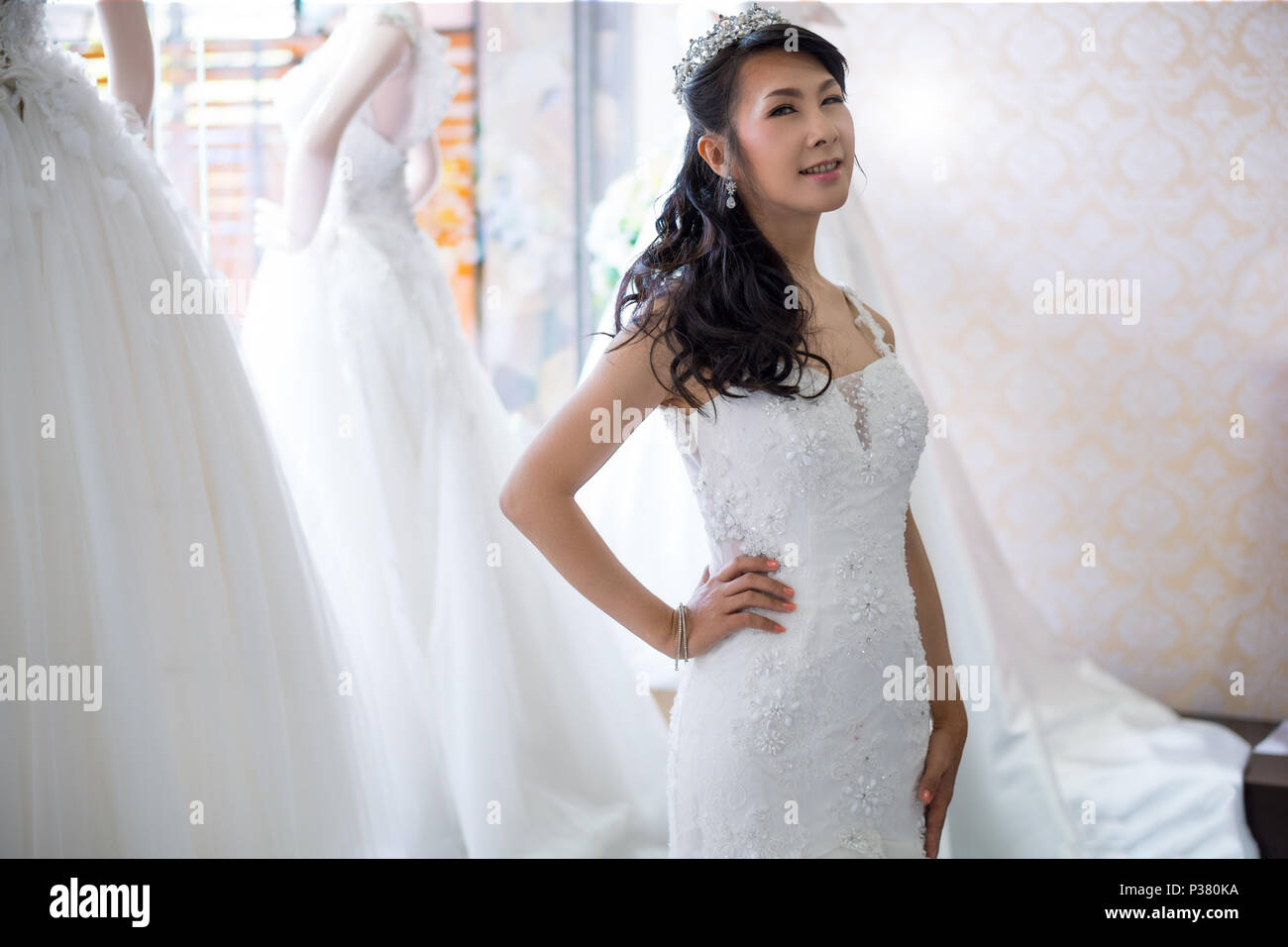 Traditional Chinese Wedding Dress Stock Photos Traditional Chinese