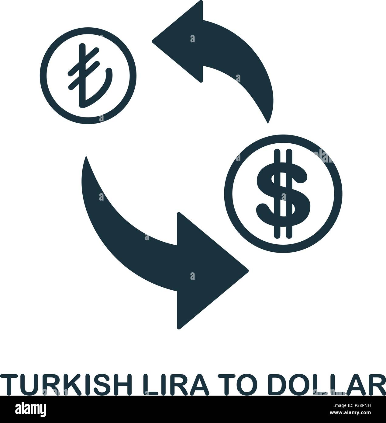 Lira Icon Stock Photos Lira Icon Stock Images Alamy