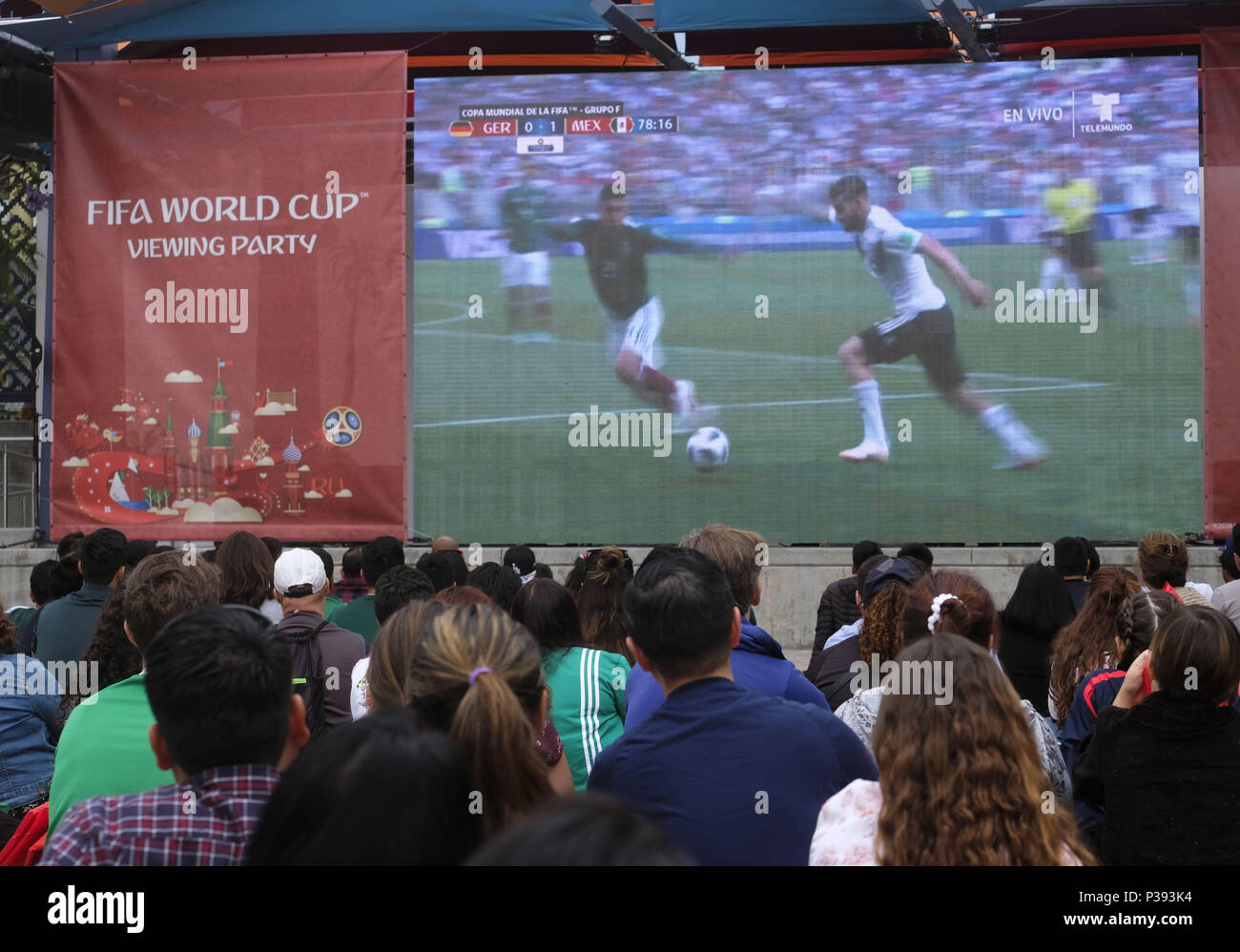 How to Throw a World Cup Viewing Party foto