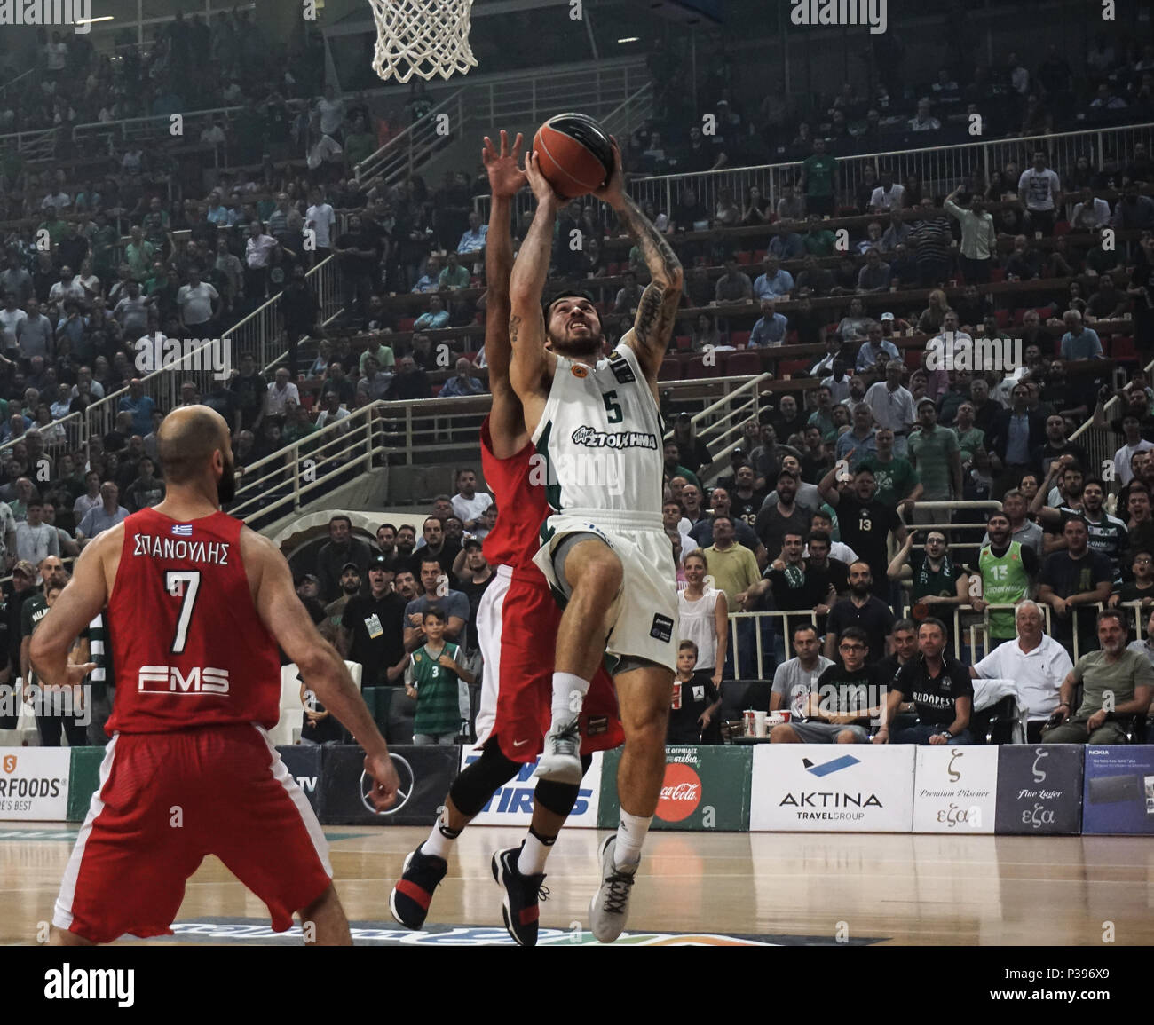 Olympiacos Bc Stock Photos & Olympiacos Bc Stock Images